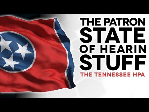 Tennessee Hearing Protection Act - The Legal Brief