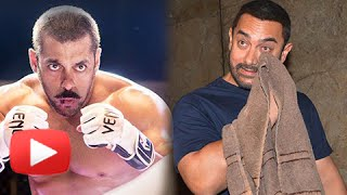Aamir khan cries watching salman k sultan