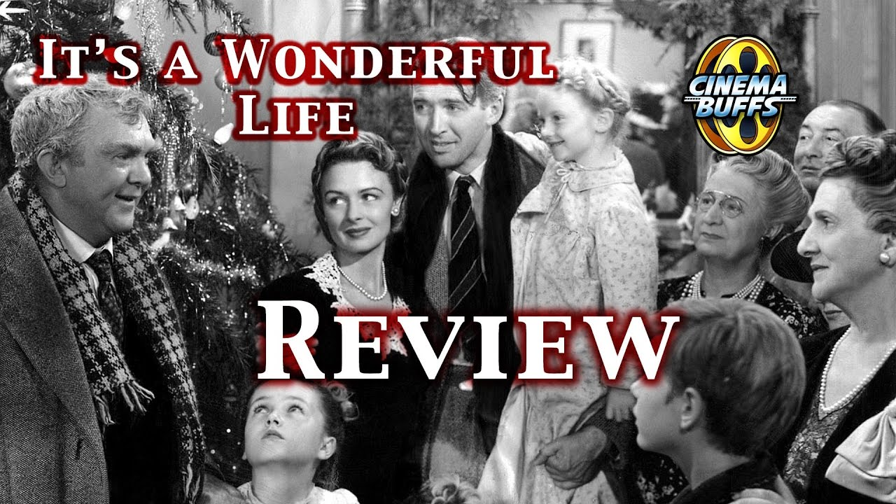 it 39 s a wonderful life review youtube