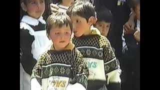Последний звонок 1991 1992 г Богдановка