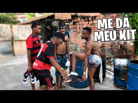 QUIS PAGAR DE PLAYBOY COM O KIT EMPRESTADO