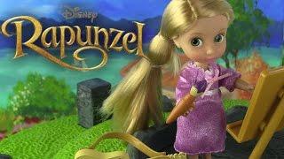 Принцесса Диснея - Волшебный голос принцессы Рапунцель Animators collection Kikityki