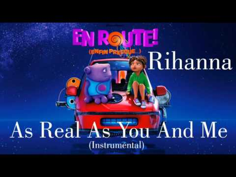 Rihanna - As Real As You And Me (Remake/Instrumental)