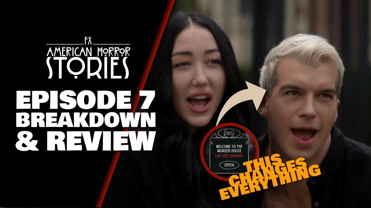 Download American Horror Stories Episode 7 Spoiler Review Breakdown & Ending Explained - MAJOR AHS REVEAL!