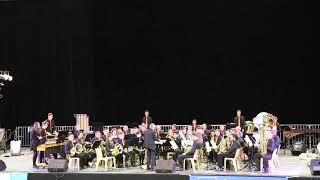 Orchestre Batterie-Fanfare de Graulhet Tarn - A la conquete de Snaram