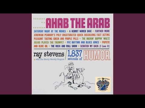 Ahab the Arab