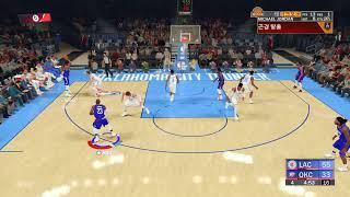 NBA2K20 MC PG 슬래싱 플레이메이커 마이커리어…