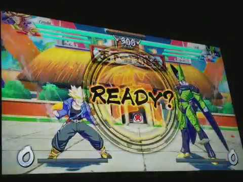 Video Gamers Hawaii DBFZ 4th Tourney 3 22 18 - AtmosFear Vs Duracel