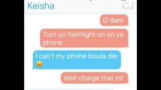 Message lesbian text jokes Free