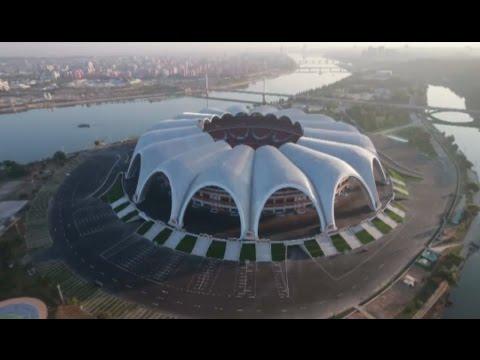 [English] May Day Stadium in Pyongyang