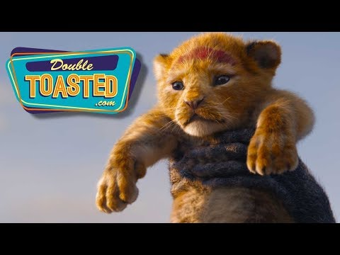 THE LION KING 2019 MOVIE REVIEW - Double Toasted Reviews