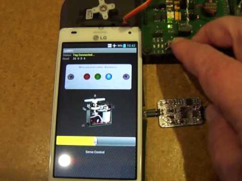 NFC Card Emulator Application