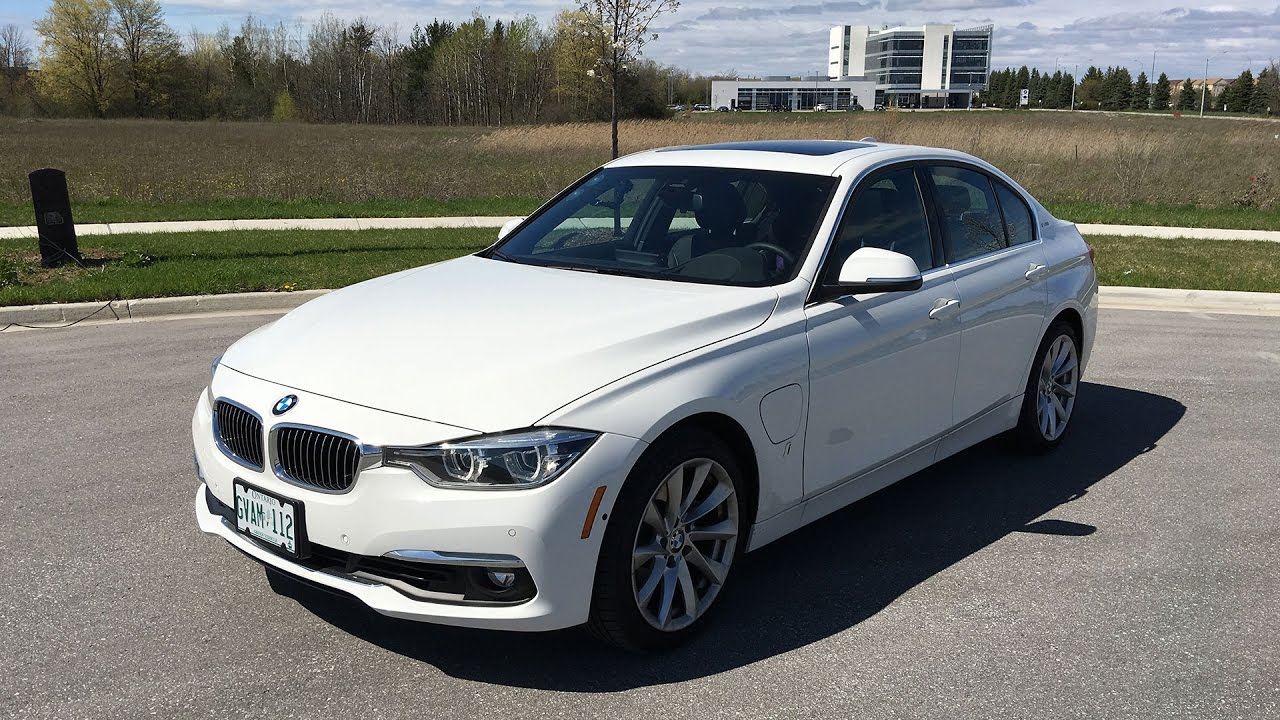 2017 Bmw 330e Plug In Hybrid Review