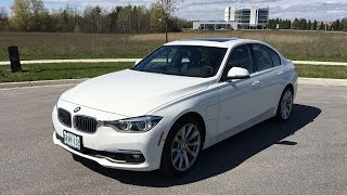 2017 BMW 330e Plug-In Hybrid - Review