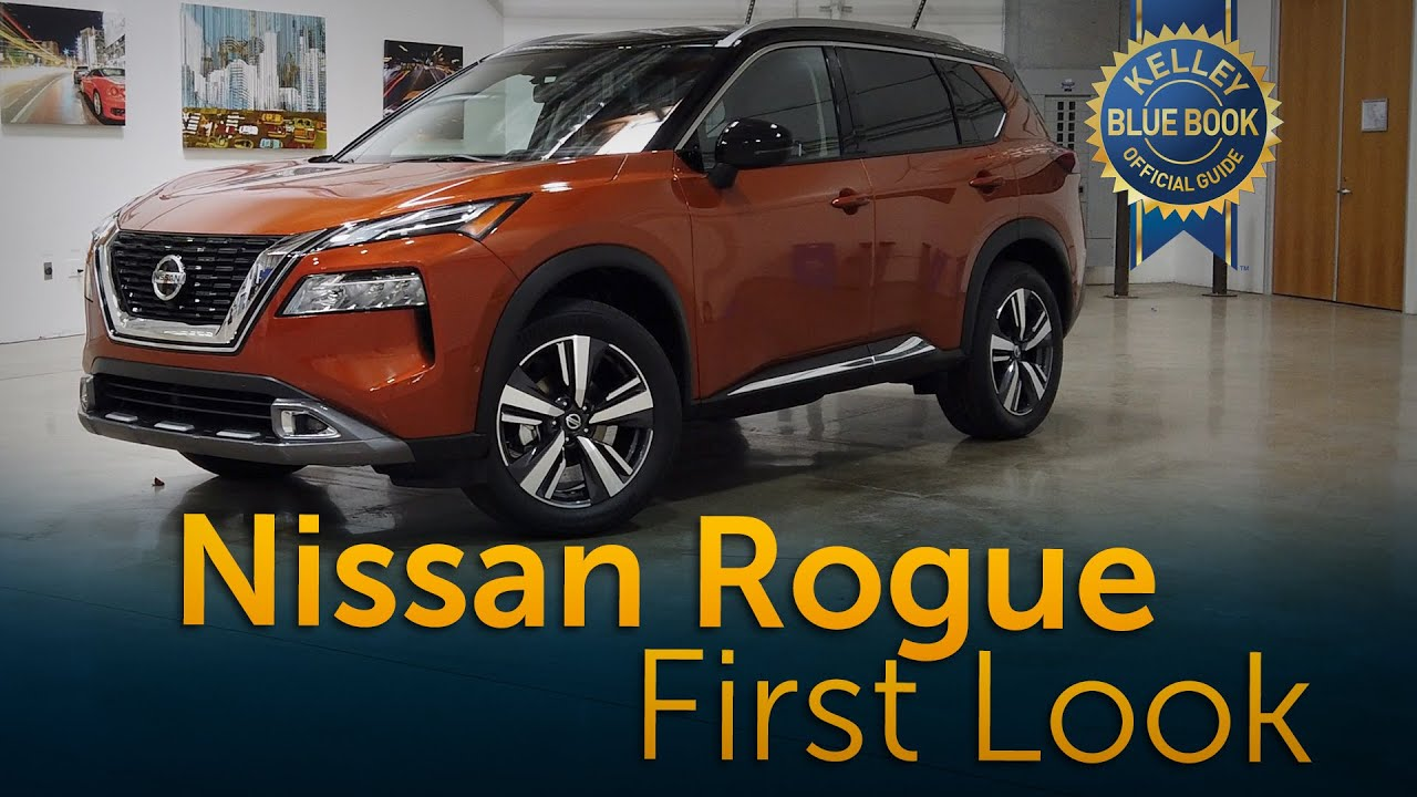 2021 Nissan Rogue First Look Youtube