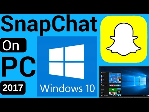 How To Get Snapchat On PC [UPDATED]
