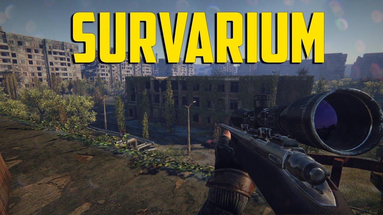 Survarium The Next Stalker Youtube