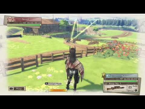 I Drink Wasabi playing Valkyria Chronicles 4 Complete Edition  