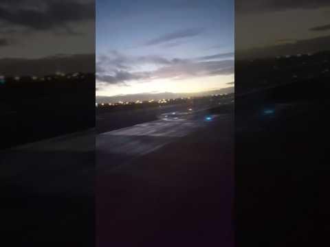 Dublin Landing by plane 14.01.17