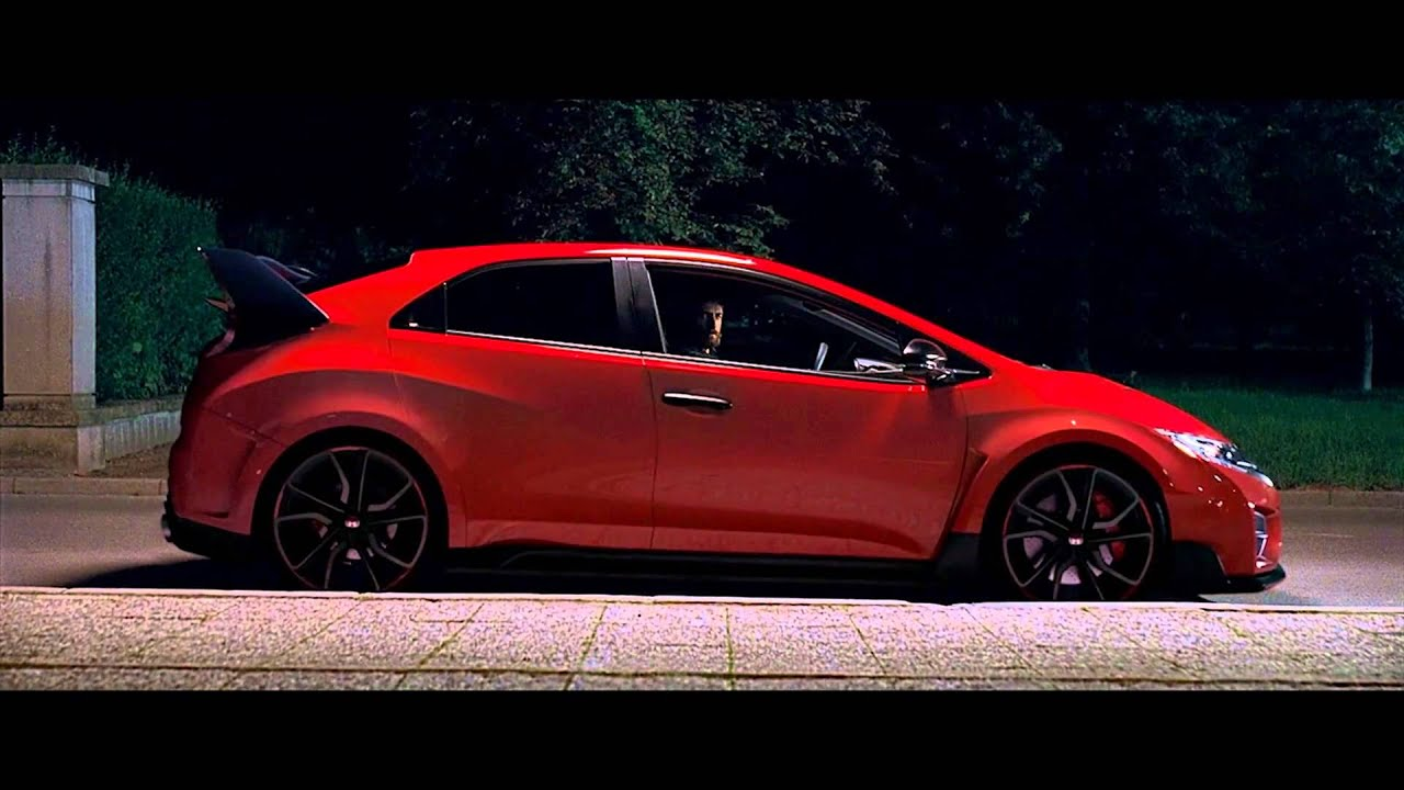 behind the work: honda civic type r 'the other side' - youtube
