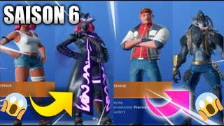 "HOW TO HAVE THE SKIN ""CALAMITÉ"" AND ""LYCAN"" AT MAX QUICKLY AND ELFULL ON FORTNITE!"