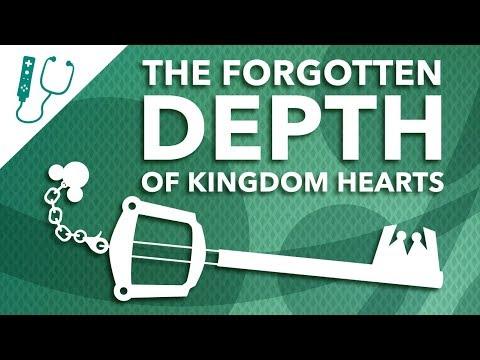 The Forgotten Depth of Kingdom Hearts ~ Design Doc