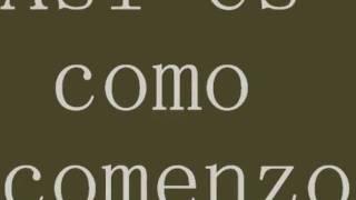 Primer Amor Interlude - Christina Aguilera