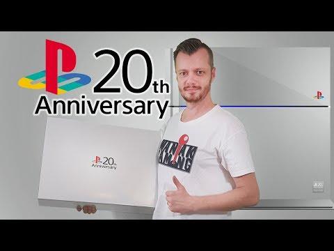 PlayStation 4 20th Anniversary Edition  - Unboxing! (5 lat mineło)