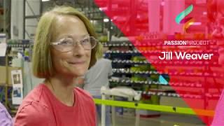 Congratulations to Jill Weaver, a Q2 2018 Passion Project winner! S...