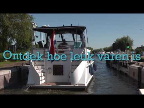Social Flash Welkom op het water | Motorboot varen - 31 aug 16 - 19:57