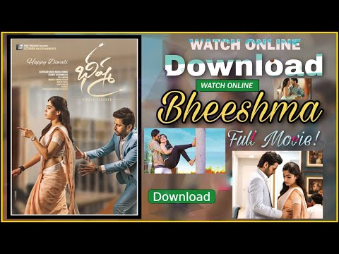 Bheeshma Full Movie In Telugu Nithinn Rashmika Mandanna Watch Online Or Free Download Youtube