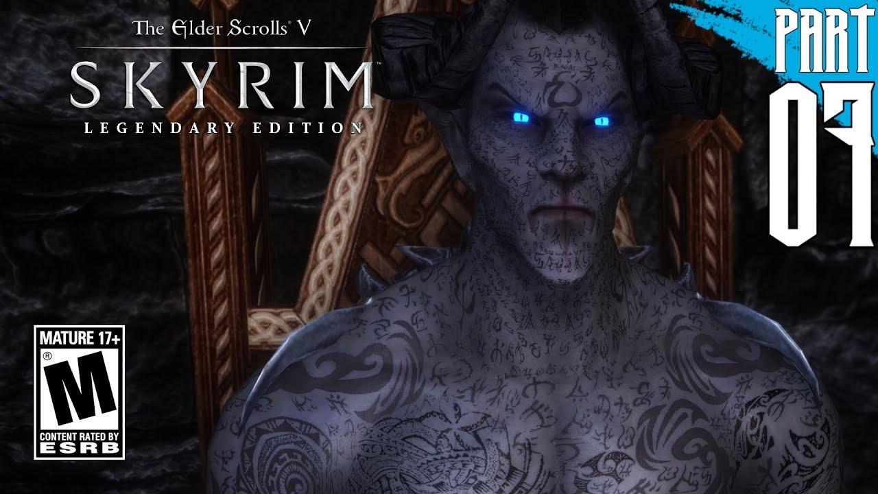 Steam Community :: Video :: 【SKYRIM 200+ MODS】Dark Elf