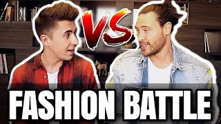 DAS 100€ OUTFIT BATTLE | Kilian Jonas vs. Marc Eggers 👕🔥