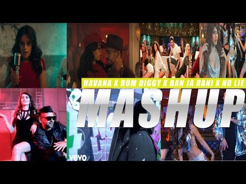 Havana X Bom Diggy X Ban Ja Rani X No Lie (MASHUP) | DJ HARSHAL | NAMAN KUMAR