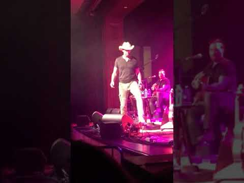 Dean Brody Friday Live Halifax N.S. Casino 11.24.17