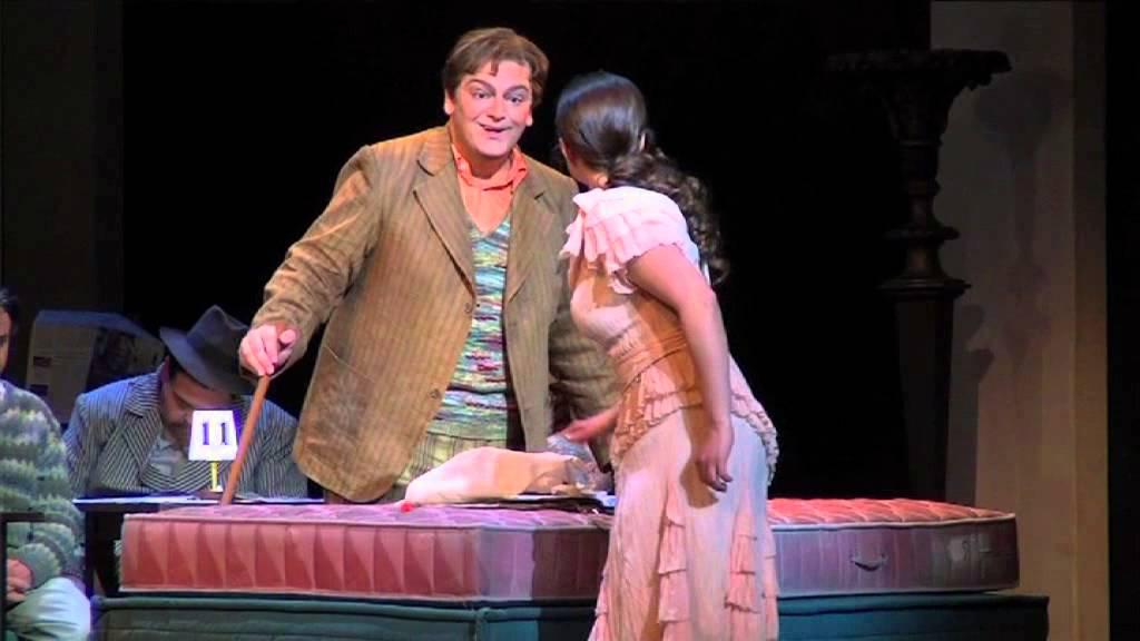 G. Donizetti - »L'elisir d'amore/Der Liebestrank« // Semperoper Dresden