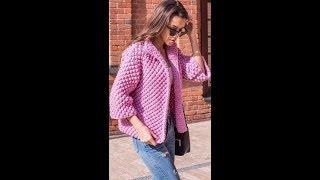 Женские Кофты, Свитера Спицами - 2019 / Women's Sweaters Sweater Knitting