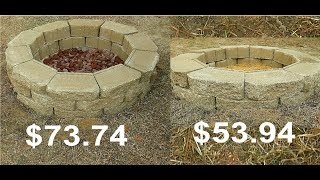 Gambar cover How To Build A Fire Pit Under $60 Easy Simple