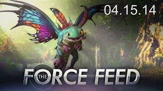 Force Feed - Heroes New Heroes, ArcheAge Alpha, Vikings