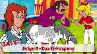 Bibi & Tina - Das Zirkuspony | Hörspiel (Hörprobe)