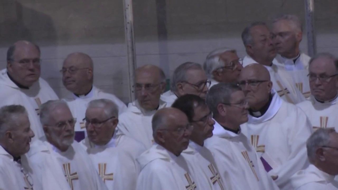 Solemn Mass in Lake Placid  part two  9-29-13