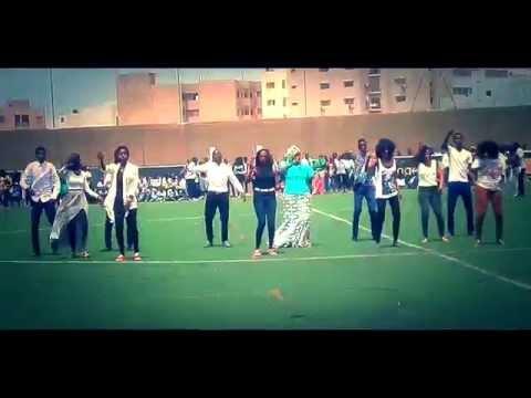 Flashmob Dakar - College Sacre Coeur