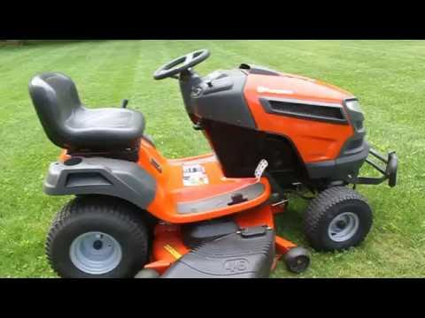 Husqvarna Lawn, Yard Tractor YTH22V46 XLS, Review after 4 years ...