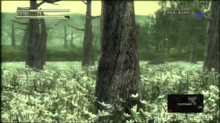Metal Gear Solid 3 The Last Boss Fight