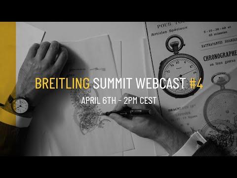 Breitling Summit Webcast - Episode 4