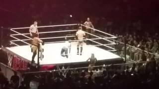 WWE Live Singapore Singapore Indoor Stadium 28 June 2017 The Miz & ...