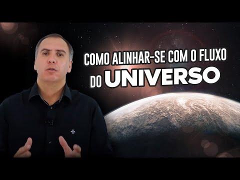Como Alinhar Se Com O Fluxo Do Universo | Marcos Trombetta