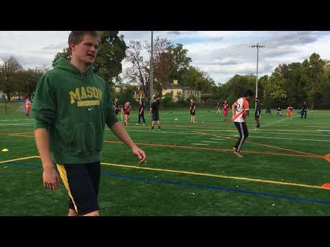 George Mason University vs Quidditch Club at Virginia Tech