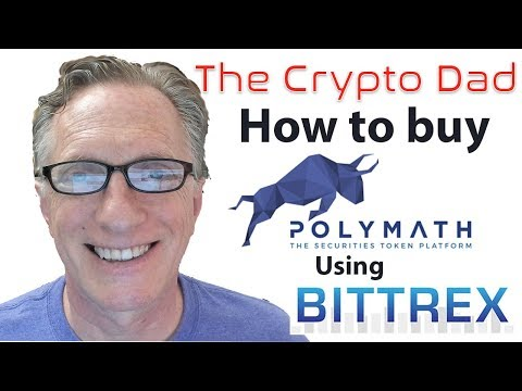 How To Buy Polymath On Bittrex And Store In A Ledger Nano S