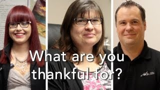 United Way Thanksgiving Video